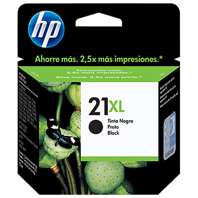 CARTUCHO HP  21XL (C9351CL) NEGRO