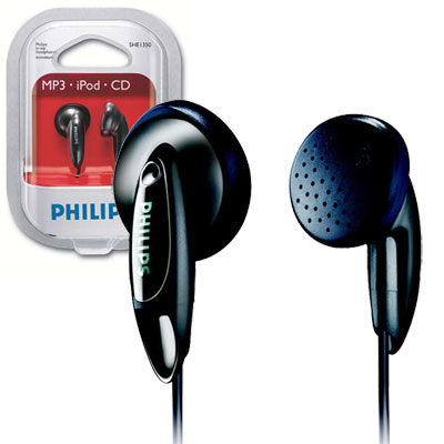 AURICULAR PHILIPS INTRAUDITIVOS SHE1350