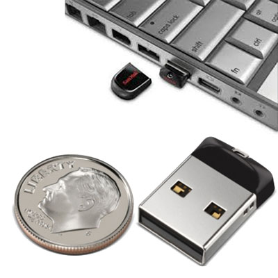 PENDRIVE  8GB USB 2.0 SANDISK CRUZER FIT