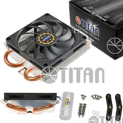 COOLER AMD  K8(754-939-940)/AM2/AM3 TITAN TTC-NK52TZ RULEM