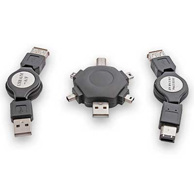 ADAPTADOR USB 2.0 UNIVERSAL ¡¡¡OUTLET!!!