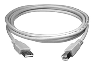 CABLE USB 2.0 A/B MACHO-MACHO 3,0 MTS