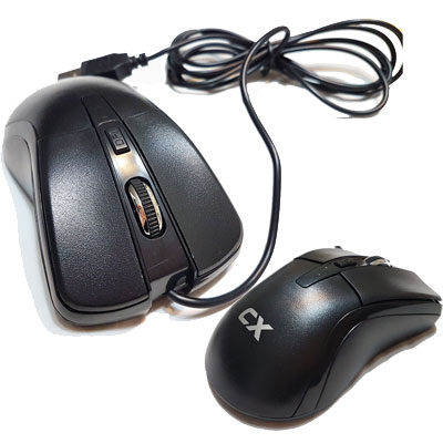 MOUSE OPTICO USB  CX MO-365