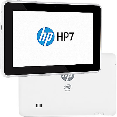 TABLET HP 7 1800LA INTEL ATOM Z2460 1G/8G ANDROID BLANCO